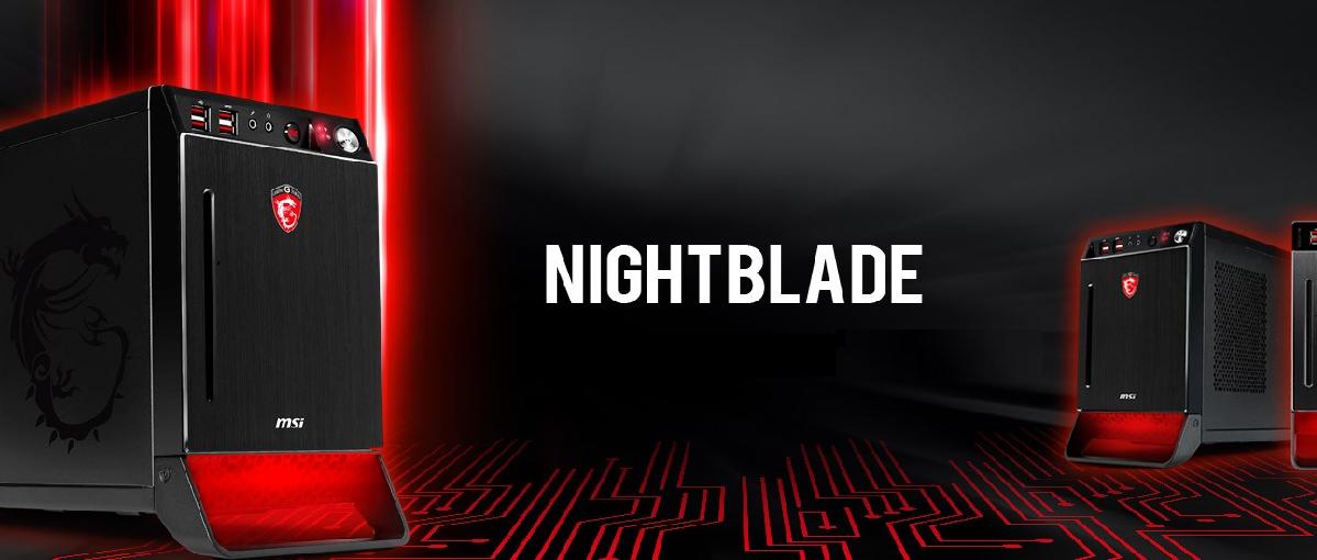 Złoty środek między składakiem i gotowcem. MSI Nightblade – recenzja Spider's Web