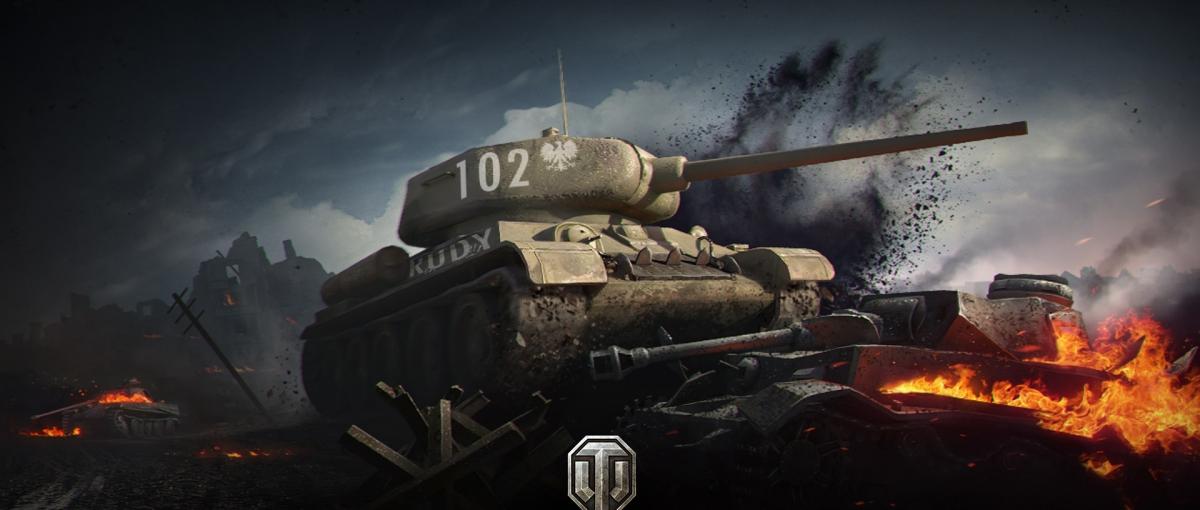 Aktualizacja: Twórcy World of Tanks zapewniają, że jeśli w grze pojawi się Rudy 102 to bez czerwonej gwiazdy na kadłubie