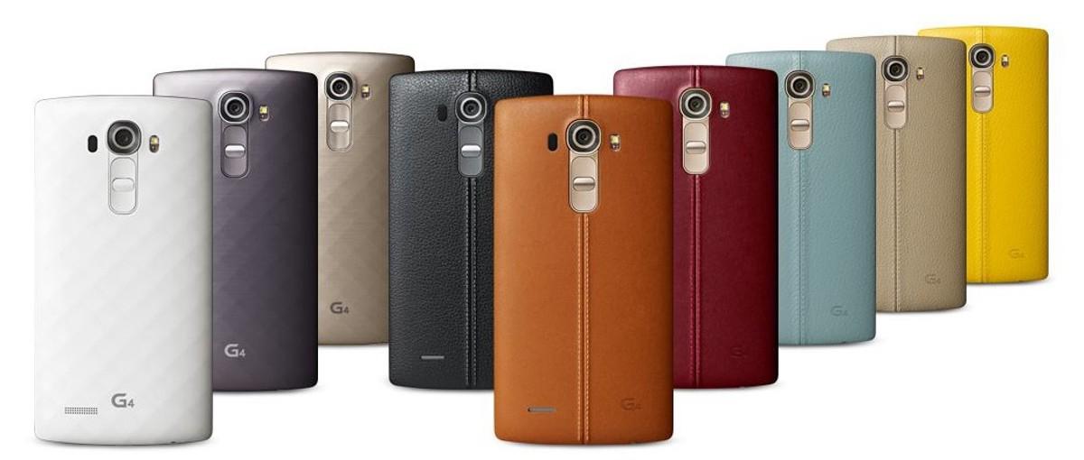 LG oszalało? G4 to skórzany smartfon rodem z lat 90-tych