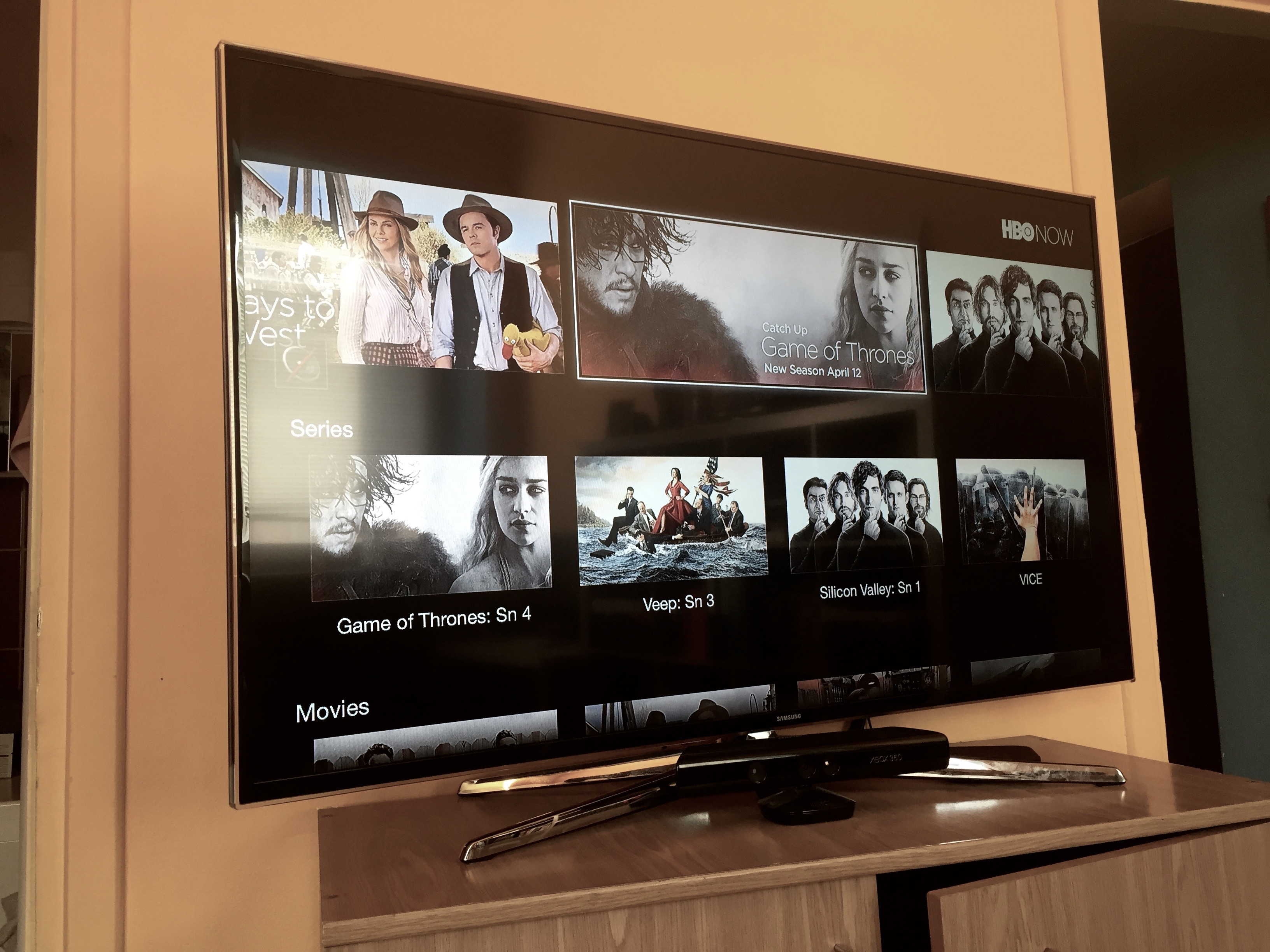 HBO Now działa już w Polsce, potrzebna jest tylko wirtualna przeprowadzka do USA – pierwsze wrażenia Spider's Web