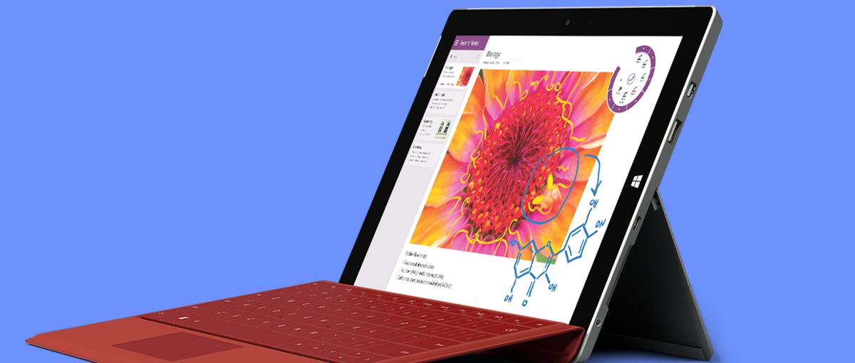 """Dziwne, Surface 3 w końcu spełnia obietnicę """"beyond PC"""", a Microsoft milczy"""