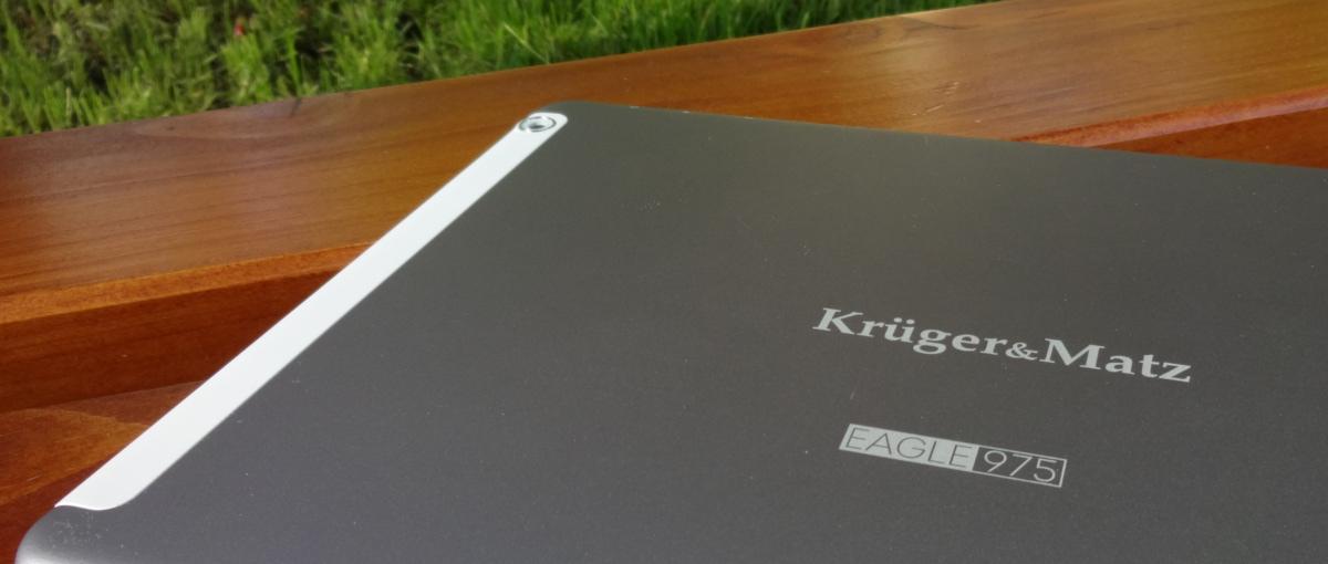 Najlepszy polski tablet, jaki miałem w rękach. Kruger&Matz Eagle 975 – pierwsze wrażenia Spider's Web