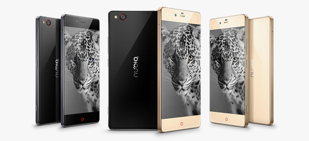 Nowy smartfon ZTE pokazuje, że ramki w smartfonach są całkowicie zbędne