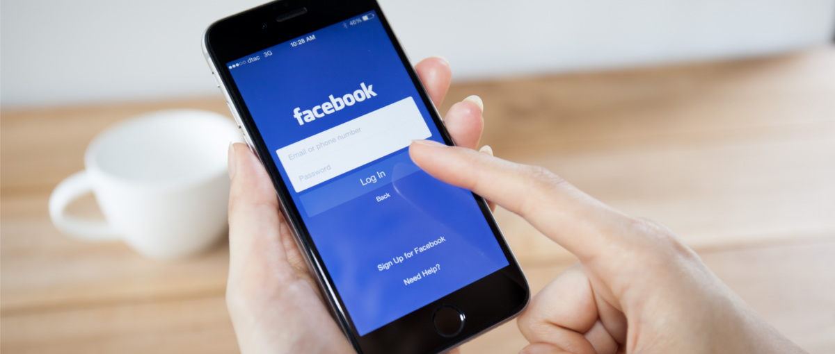 Nie musisz się już przedstawiać. Facebook zrobi to za ciebie