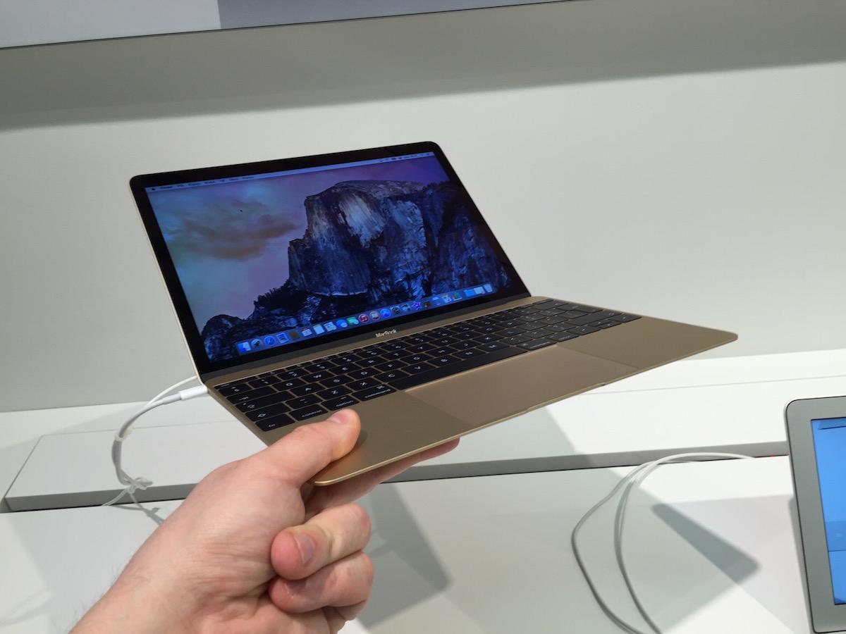 Nowy MacBook z ekranem Retina to przepiękny komputer, którego na pewno nie kupię