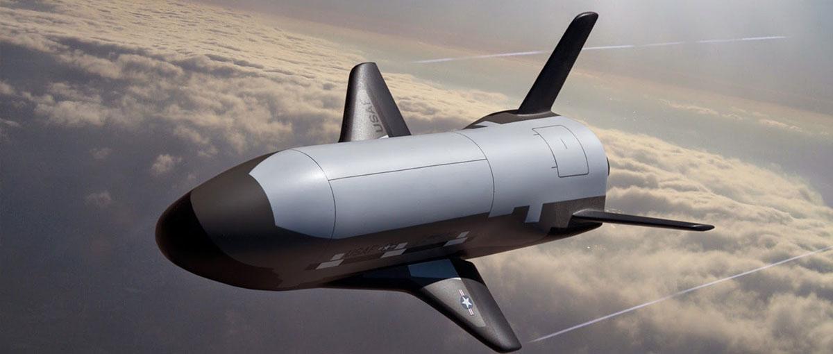 Oto X-37B, czyli kosmiczny samolot amerykańskich sił powietrznych