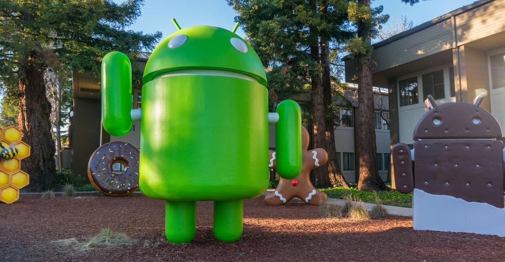 Jeśli myślałeś, że Android już teraz jest wszędzie, byłeś w dużym błędzie