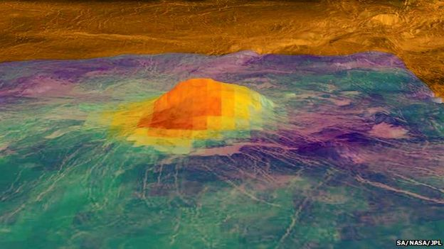 Co kryją gorące obszary Wenus? Właśnie zakończono analizę zebranych danych