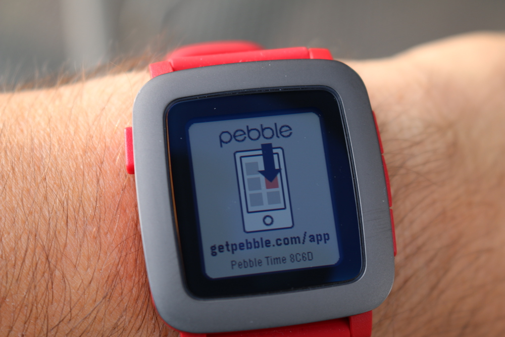 Pebble Time, 14