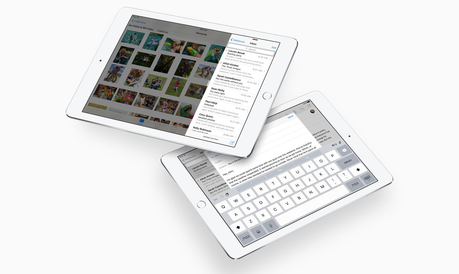 iPad Pro z rysikiem, czyli dla kogo tablet wielkości MacBooka