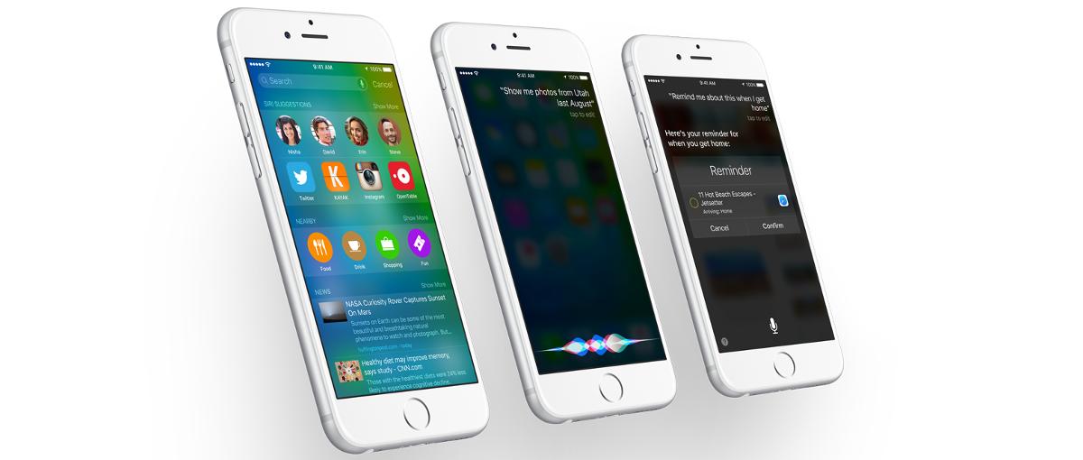 Pół roku po premierze iPhone 6s robi się coraz bardziej smart, czyli ochłapy Siri Proactive w praktyce