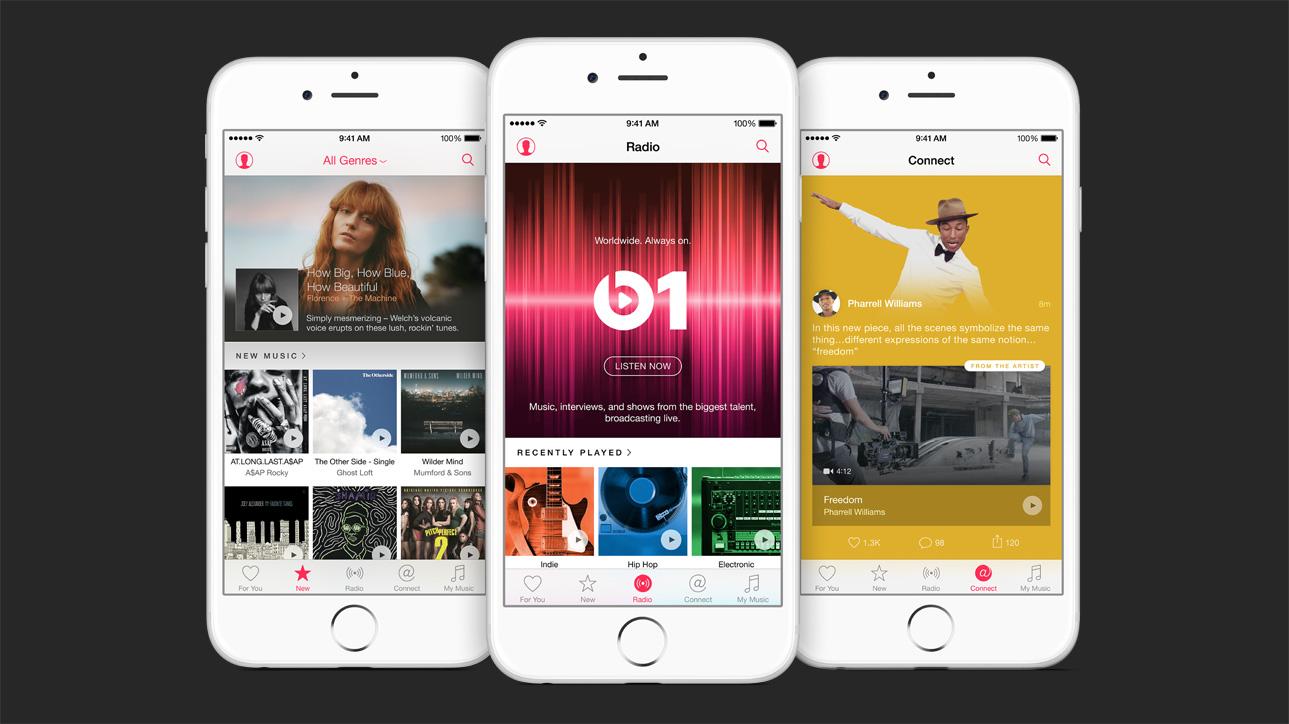 Ważne umowy przed debiutem Apple Music