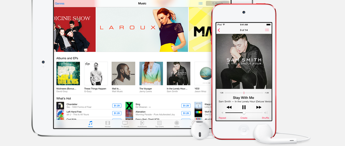 Tak, z Apple Music można korzystać w Polsce. Znamy też oficjalne ceny