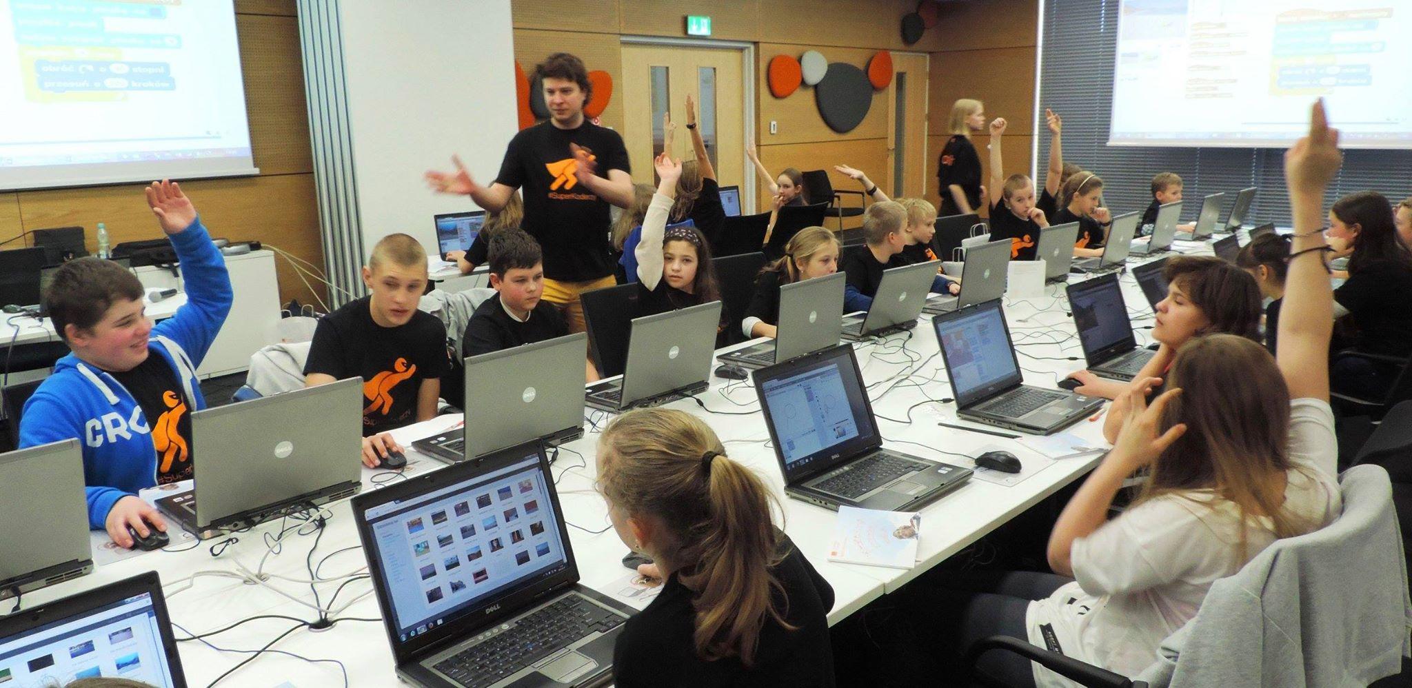 Pracownia Orange to dla wielu dzieci nie tylko szansa na lepszą przyszłość, ale też drugi dom