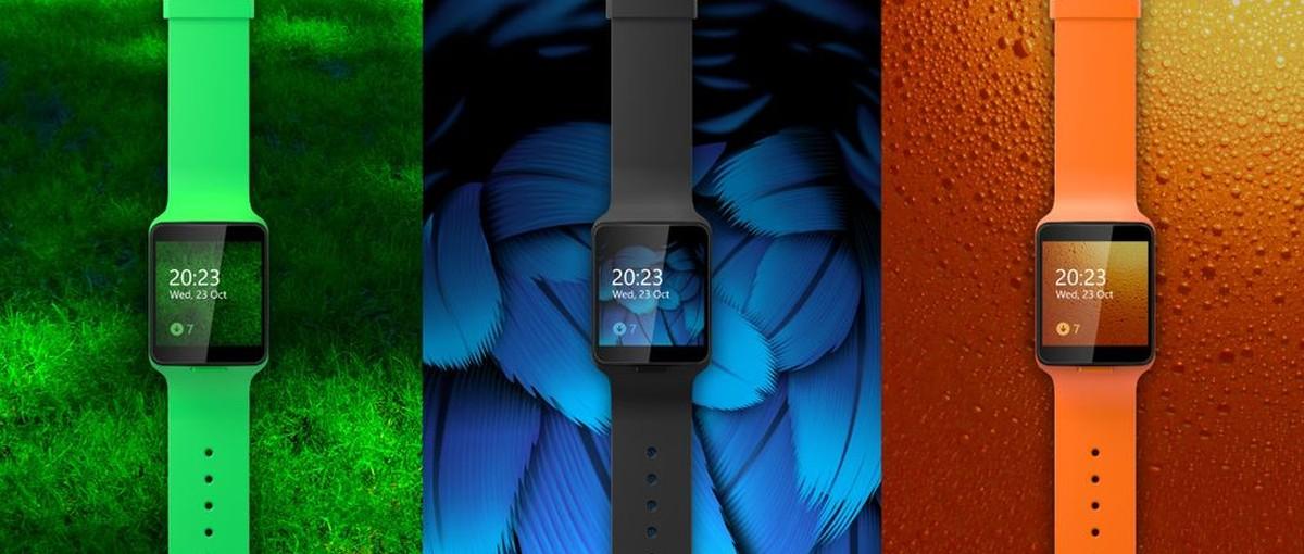Tak wyglądałby zegarek Nokii, gdyby nie decyzja Microsoftu