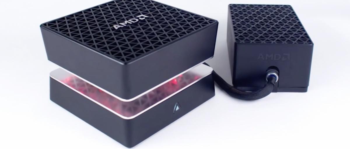 W najlepszym komputerze od AMD znajdziesz… procesor Intela. A to dopiero początek smaczków