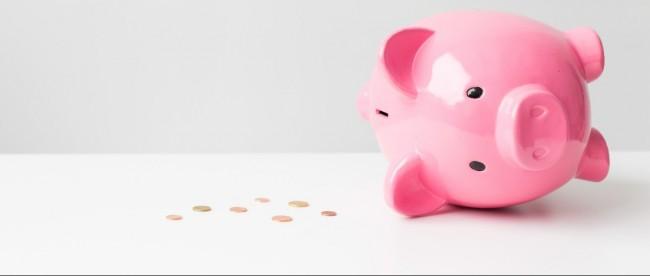 & # x15A; piggy bank