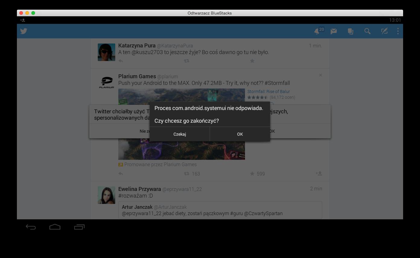 Możesz uruchomić aplikacje z Androida na Maku. Ale lepiej tego nie rób