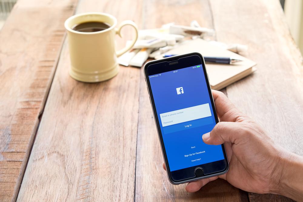 Tak, tak, Facebook nie działa