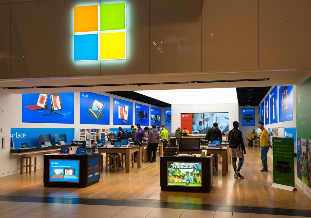 Gdzie te wyniki działu Hardware napędzające biznes Microsoftu? Bo ja ich nie widzę