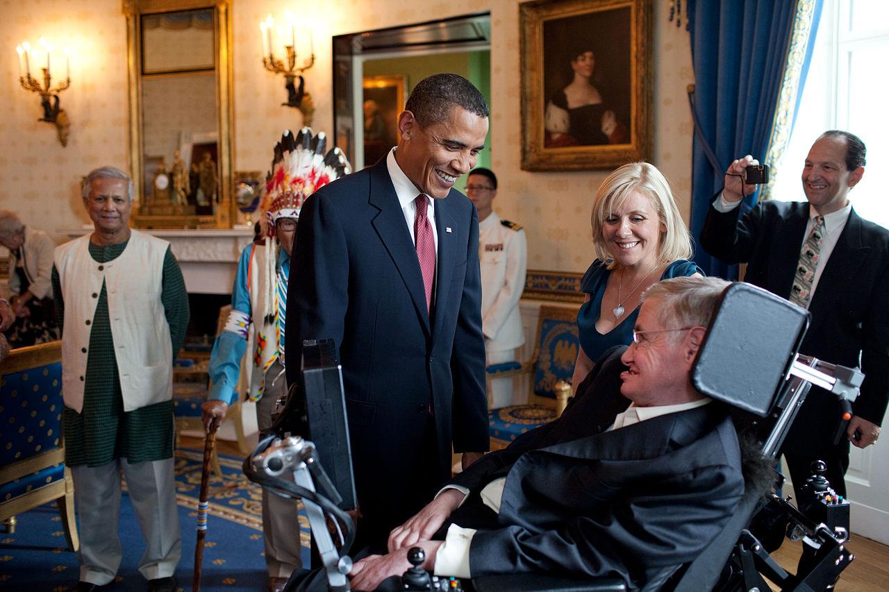 Możesz już mówić jak Stephen Hawking