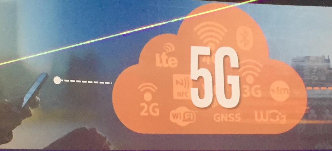 W 5G Internet będzie jak powietrze. I tego doczekać się nie mogę