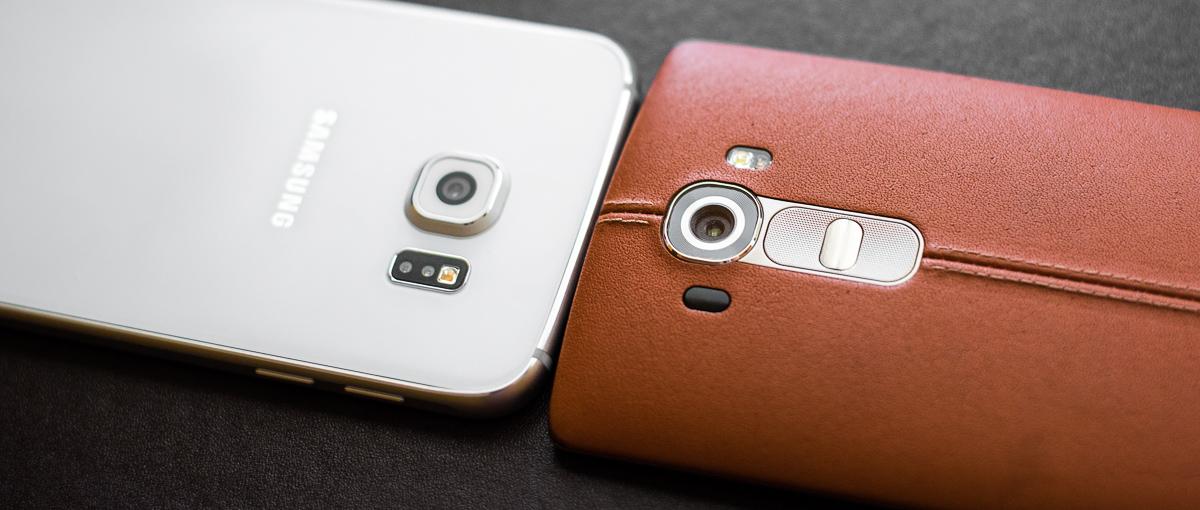 LG G4 kontra Samsung Galaxy S6 – fotograficzny pojedynek Spider's Web