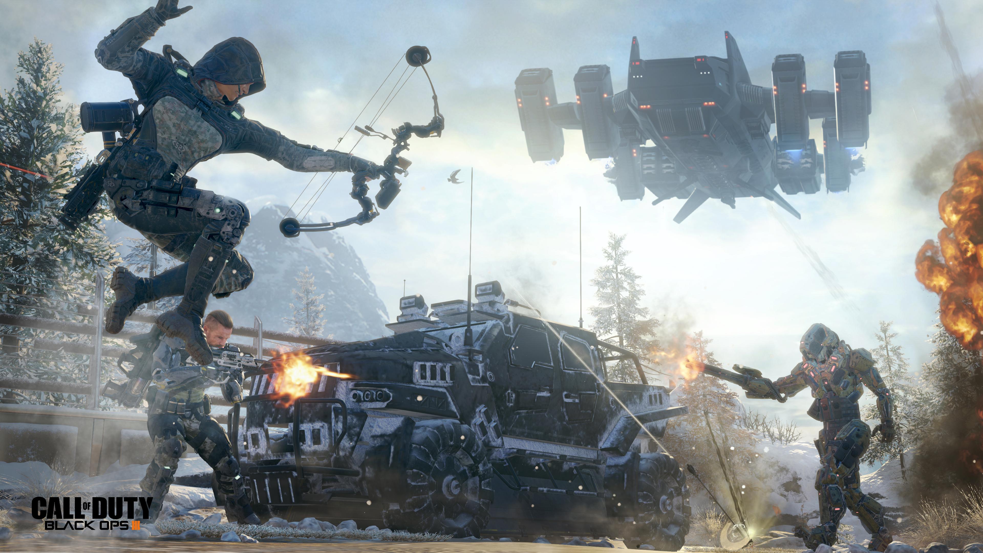 Graliśmy w Call of Duty: Black Ops III. Jest o wiele lepiej, ale to dalej ta sama skala i ciasnota