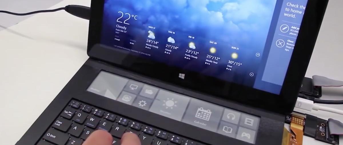 Microsoft właśnie pokazał, że nawet zwykłą klawiaturę da się wymyślić na nowo