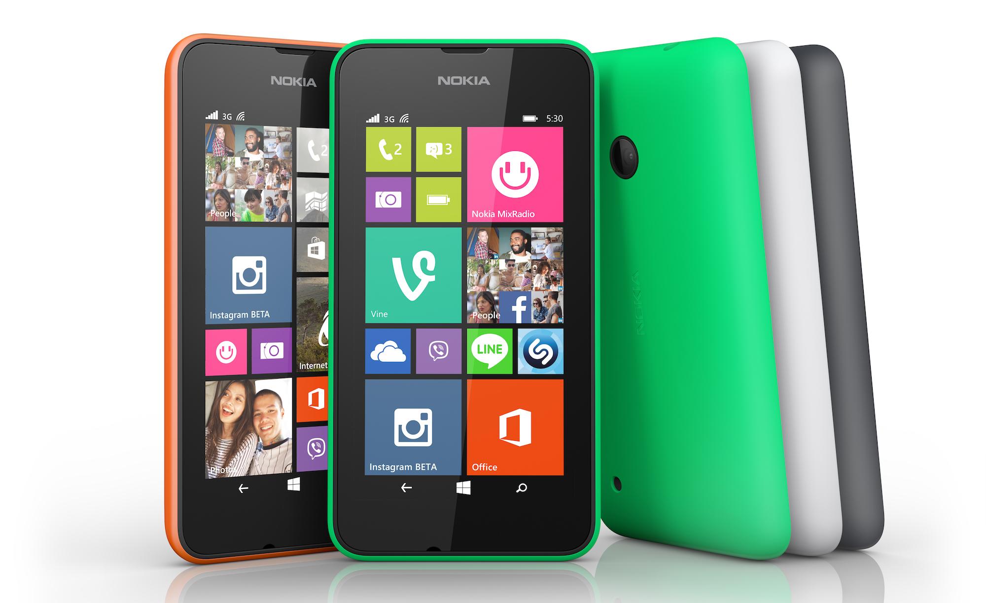 Oto smartfony, które nie dostaną aktualizacji do Windows 10