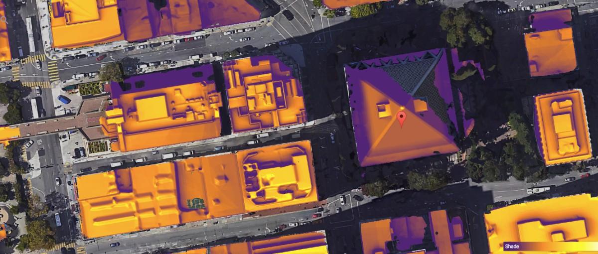 Oto Google Sunroof, czyli odpowiedź na pytanie jaki potenecjał drzemie w twoim… dachu