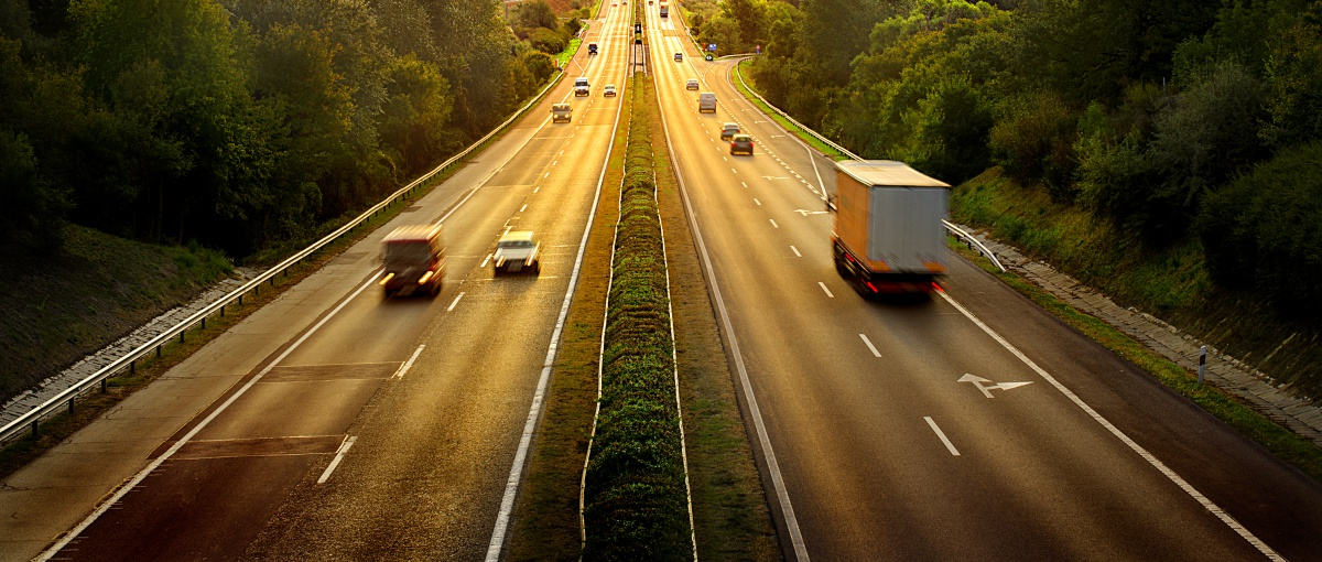 Popatrz na autostrady, nad którymi pracuje Wielka Brytania, a potem na nasze. I postaraj się nie załamać