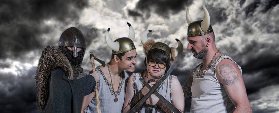 Nie bój się, przybywamy z Internetu, czyli youtuberzy na usługach Vikingów