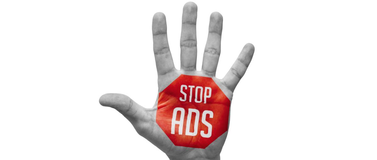 MÓJ ADBLOCK, czyli reklama w Internecie
