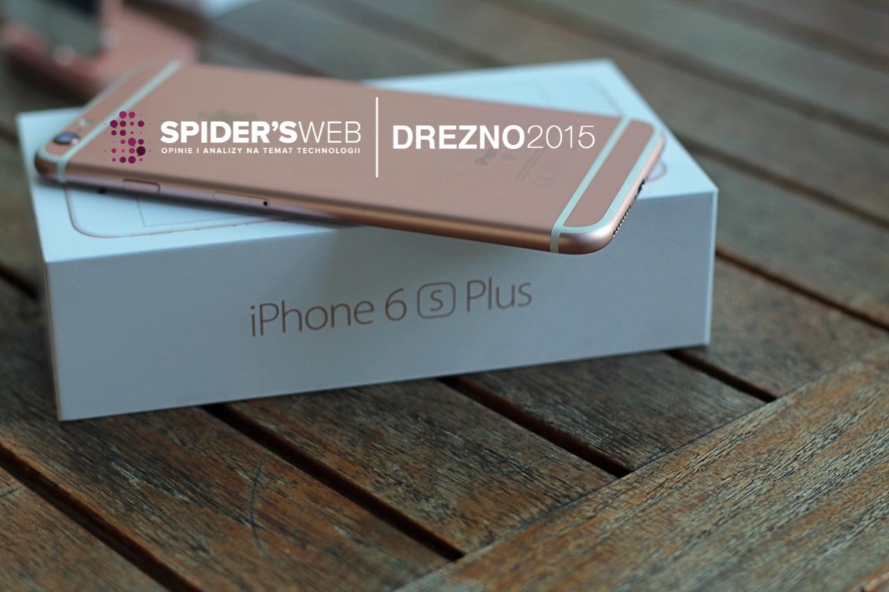 Nowy iPhone 6s zdobyty w Dreźnie – pierwsze wrażenia Spider's Web TV