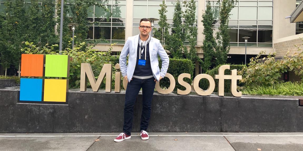 Z wizytą w siedzibie głównej Microsoftu w Redmond – relacja i galeria Spider's Web