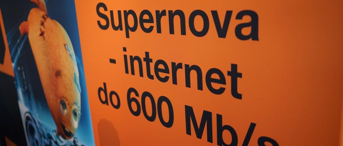 Orange oferuje obecnie najszybszy Internet – poznaj ofertę Supernova z prędkością 600 Mb/s!