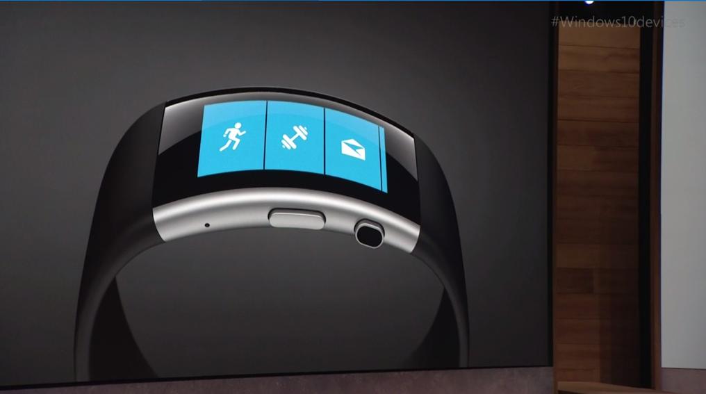 A więc tak miał prezentować się Microsoft Band 3. Kupiłbym!