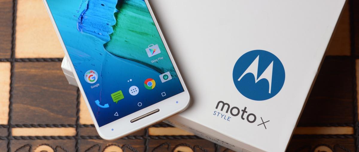 Telefon, któremu jednej rzeczy brakuje do ideału. Moto X Style – pierwsze wrażenia Spider's Web