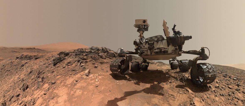 Wideo dnia: poczuj się jak na Marsie