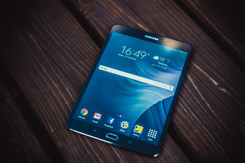 Samsung Galaxy Tab S2 to pierwszy tablet z Androidem, który chciałbym mieć
