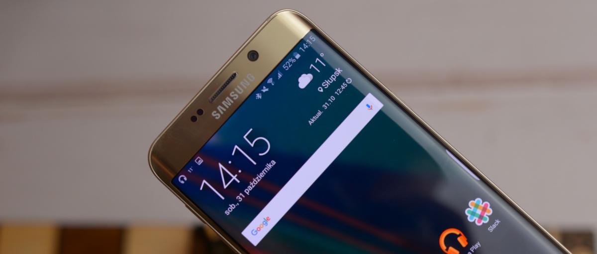 Szach-mat, konkurencjo. Samsung Galaxy S6 edge plus – recenzja Spider's Web