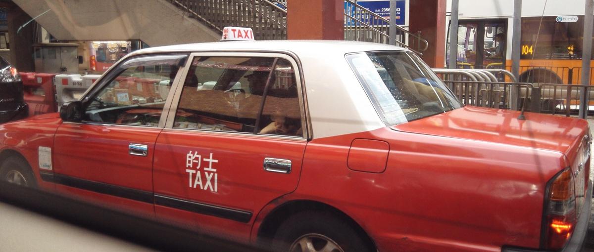 Tajemnica hongkońskiej taksówki