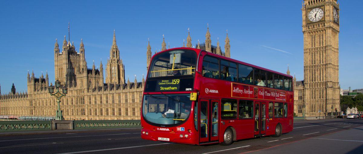 E-ink trafia na pierwszy przystanek autobusowy w Europie. Oby za Londynem podążyły też inne miasta