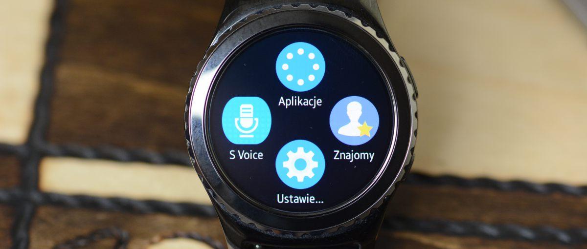 Najlepszy smartwatch 2015 roku, w klasycznym wydaniu. Samsung Gear S2 Classic – Recenzja Spider's Web TV