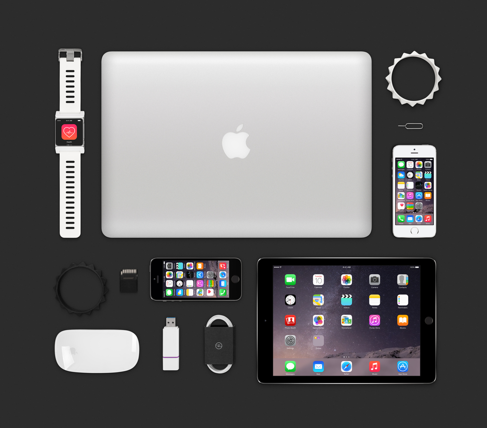 Jaki był 2015 rok dla Apple?