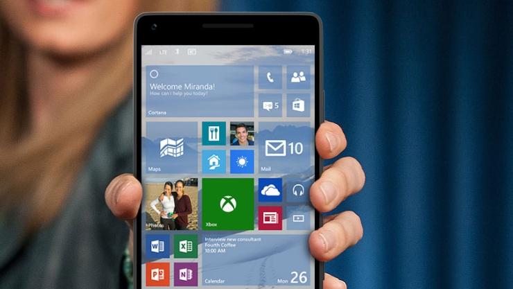 Czekasz na Windows 10 Creators Update w telefonie? Możesz się nie doczekać…