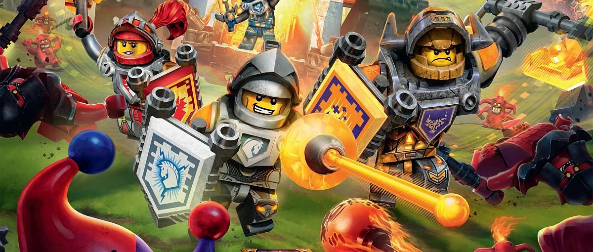 Świetny pomysł Lego na połączenie klocków z wirtualną rzeczywistością. Oto Nexo Knights