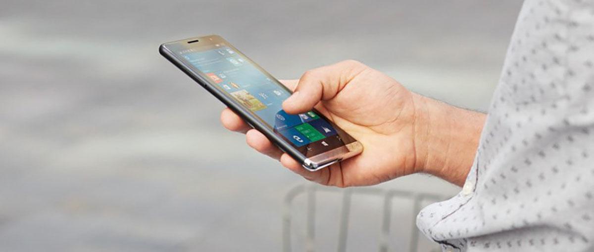 Jeżeli Lumia 650 to telefon dla szeregowego pracownika, to prezes wybierze HP Elite x3
