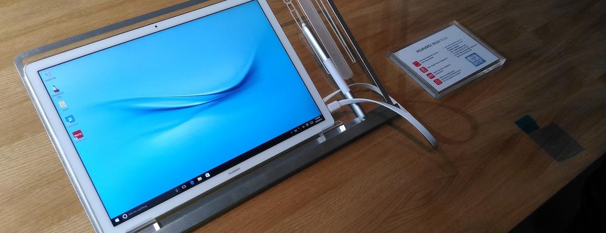 Huawei musi przejść drogę, którą kroczył już Microsoft. Huawei MateBook – pierwsze wrażenia Spider's Web